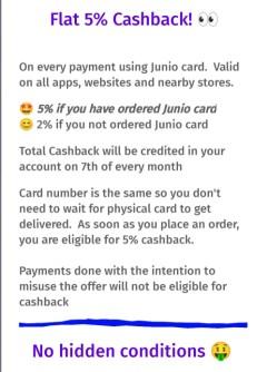 Junio App Referral Code